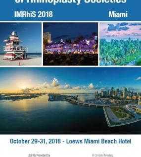 2018 Miami Beach Rhinoplasty